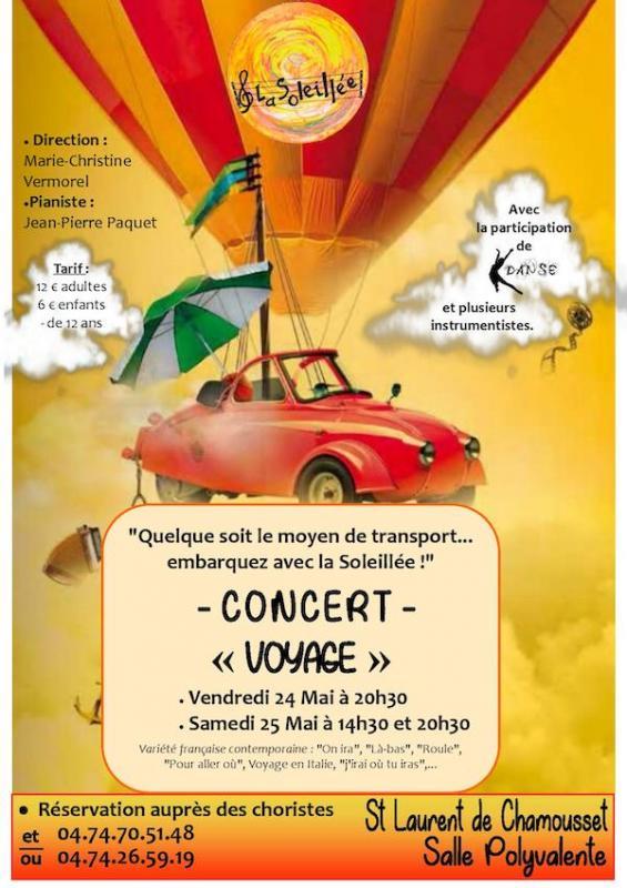 Concert voyage 19