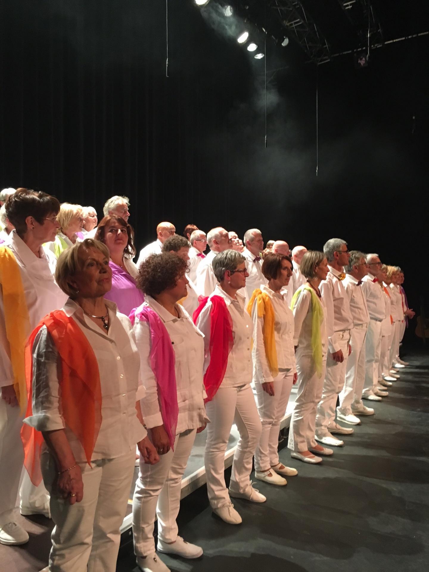 Concert La Vie à Lons 2